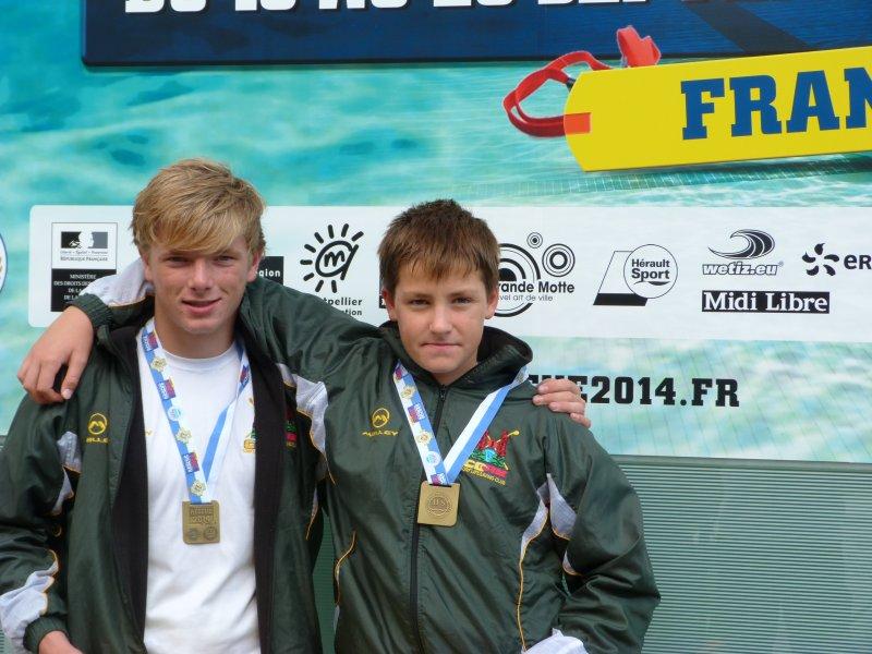 World Championships 2014 Youth Team 796