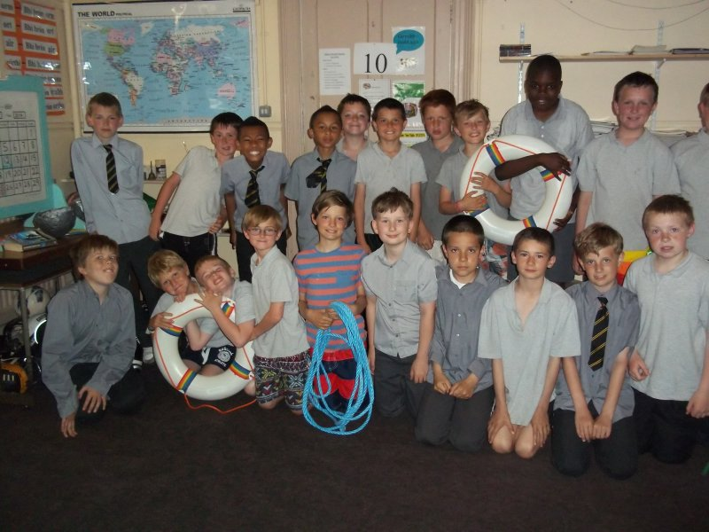 Bishop Murphy Memorial School, 5th class