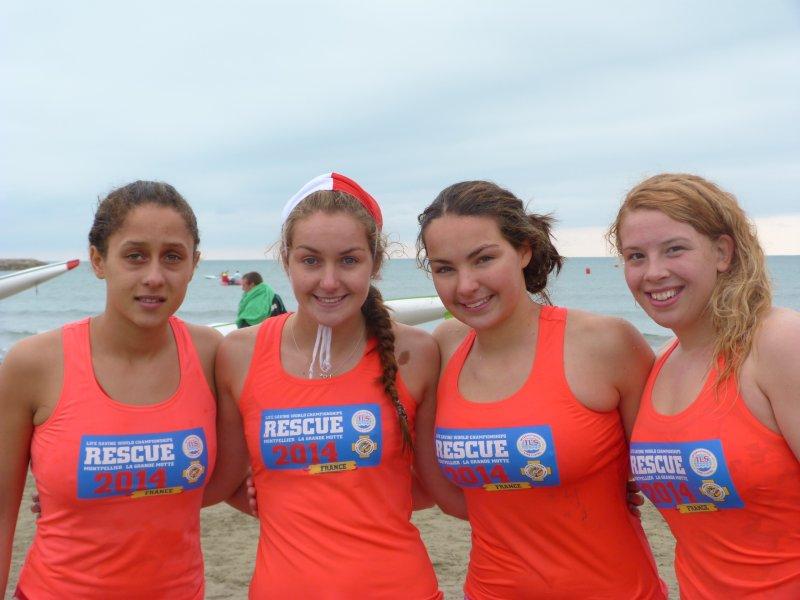 World Championships 2014 Youth Team 399