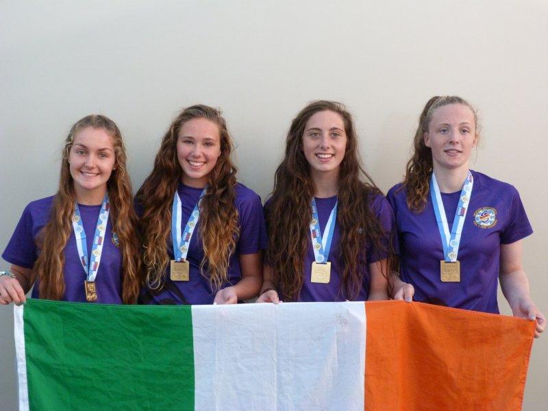 World Championships 2014 Youth Team 458