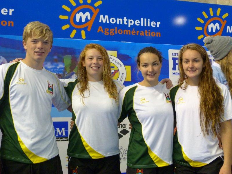 World Championships 2014 Youth Team 755