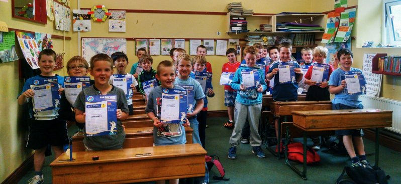 Ardagh- 2nd and 3rd class